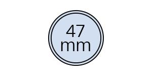 47 mm condom