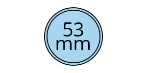 Condoom maat 53 mm