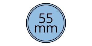 Condoom maat 55 mm