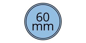 Condoom maat 60 mm