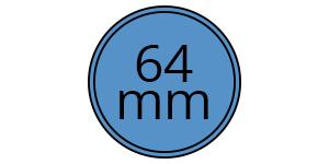 Condoom maat 64 mm