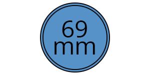 69  mm condom